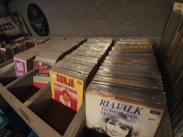 Tweedehands en gebruikt vinyl ls platenzaak in drenthe, friesland en overijssel mar ook gelderland zit in Hoogeveen