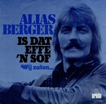 Alias Berger - Is dat effe 'n sof