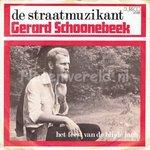 Gerard Schoonebeek - De Straatmuzikant
