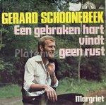 Gerard Schoonebeek - Een gebroken hart vind geen rust