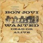 Bon Jovi ‎– Wanted dead or alive