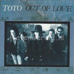 Toto ‎– Out of love