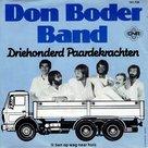 Don Boder Band - Driehonderd paardekrachten