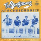 The Sunstreams - Afscheidsbrief