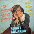 Ronny Arlando - Oude liefde roest niet