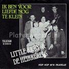 Little Ricky & De Heikrekels - Ik ben voor liefde nog te klein