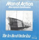The les reed orchestra ‎– Man of action