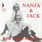 Nanja & Jack - Kom zwarte zigeuner