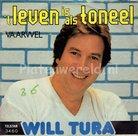 Will Tura - Leven is als toneel