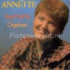 Annette - Orgelman