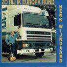 Henk Wijngaard - Zo rij ik Europa rond