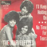 The Marvelettes - No time for tears (back cover)