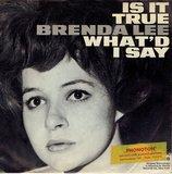 Brenda Lee - Is it true