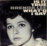 Brenda Lee - What'd I Say