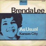 Brenda Lee - As Usual