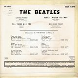 The Beatles - Little child, Till there was you (EP)