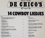De Chico's - 14 cowboy liedjes
