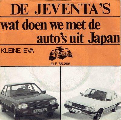 De Jeventa's - Wat doen we met de auto's uit Japan