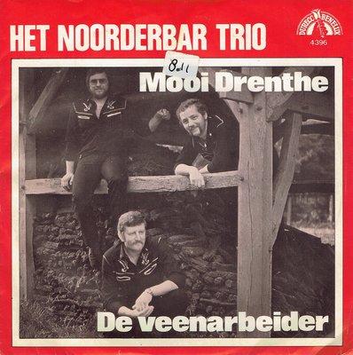 Het Noorderbar Trio - Mooi Drenthe