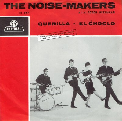 The Noise Makers - Querilla
