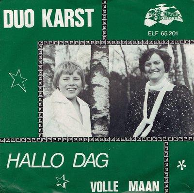 Duo Karts - Hallo dag
