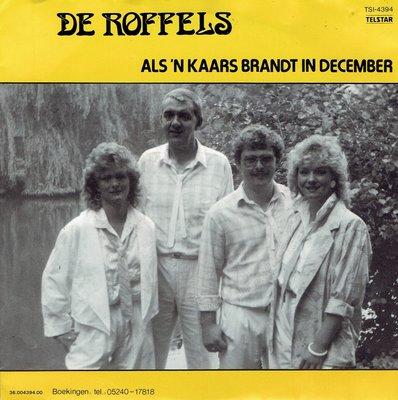 De Roffels - Als 'n kaars brandt in december