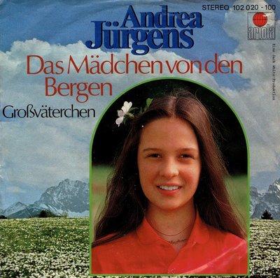 Andrea Jurgens - Das mächen von den bergen