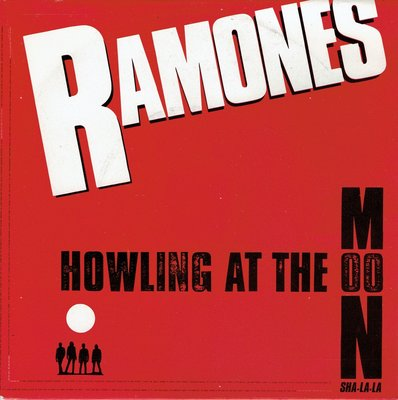 Ramones - Howling at the moon