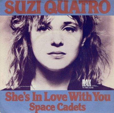 Suzi Quatro - She's in love whit you
