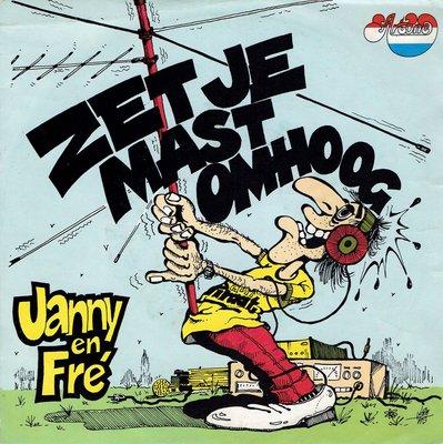 Janny & Fré - Zet je mast omhoog