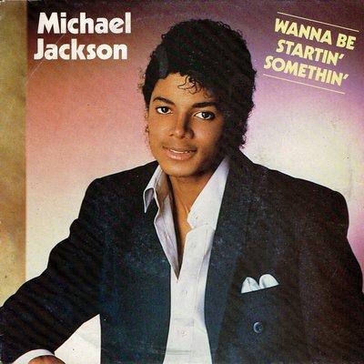 Michael Jackson - Wanna be startin somethin