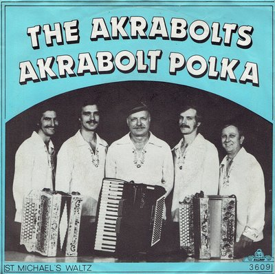 The Akrabolts - Akrabolt Polka