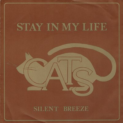 The Cats - Stay in my life