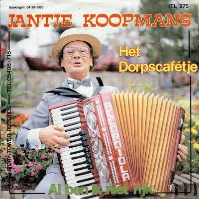 Jantje Koopmans - Het dorpscafétje