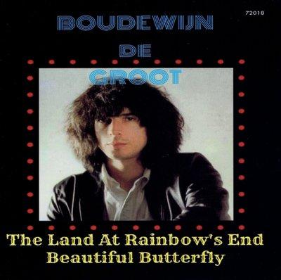 Boudewijn de Groot - The land at rainbow's end
