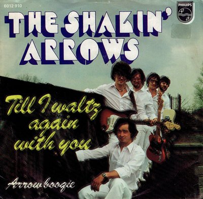 The Shakin Arrows - Till I waltz again with you