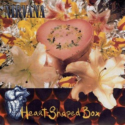 Nirvana - Heart Shaped Box