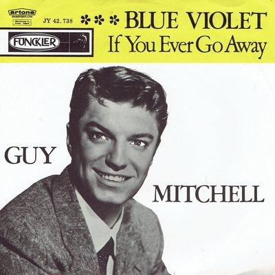 Guy Mitchell - Bleu violet