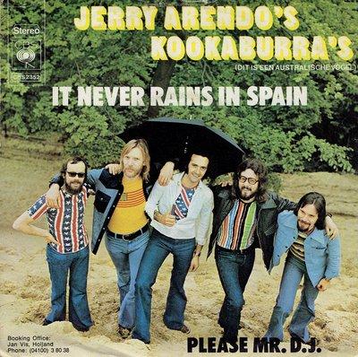 Jerry Arendo's Kookaburra's - Please Mr. D.J.