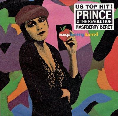 Prince & The Revolution - Raspberry beret