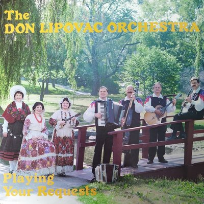The Don Lipovac Orchestra - Playing your requests (lp)