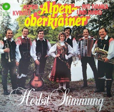 Alpenoberkrainer - Herbststimmung (lp)