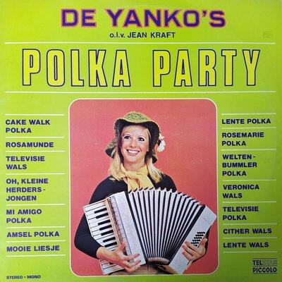 De Yanko's - Polka party (lp)