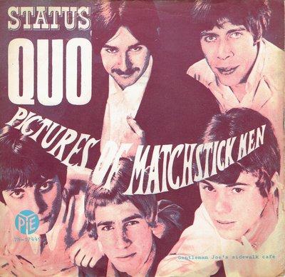 Status Quo - Pictures of matchstick men