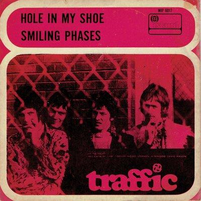 Traffic - Hole in my shoe