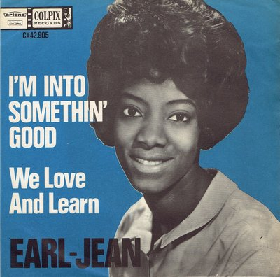 Earl Jean - I'm into somethin' good