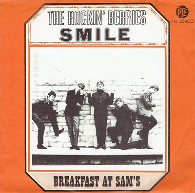 The Rockin' Berries - Smile