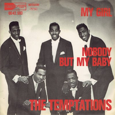 The Temptations - Nobody but my baby