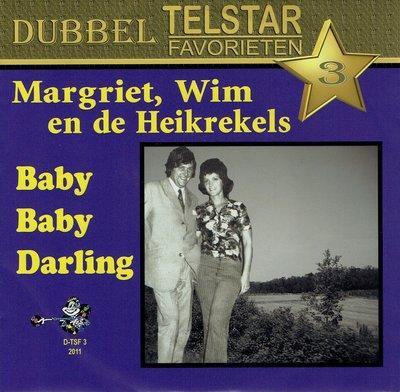 Margriet, Wim en de Heikrekels - Baby baby darling