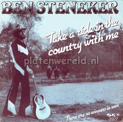 Ben Steneker - Take a ride in the country with me